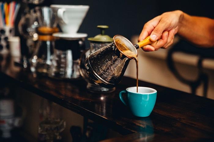 Podnikatelský plán kavárna má svůj princip